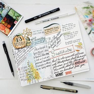 Pretty Church Notes