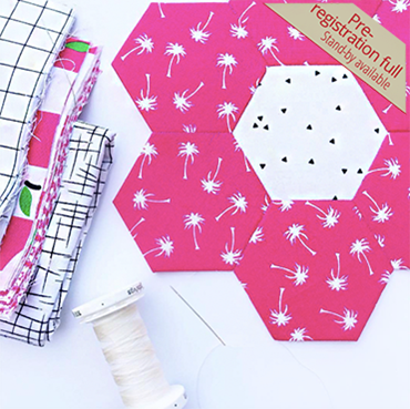 Intro To Quilting: English Paper Piercing
