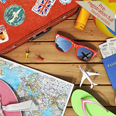 Travel For Less (PRE-REGISTRATION FULL)