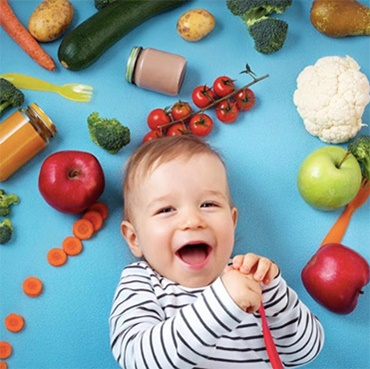 Feeding Toddlers Simply & Nutritiously