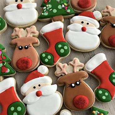 Basic Cookie Decorating