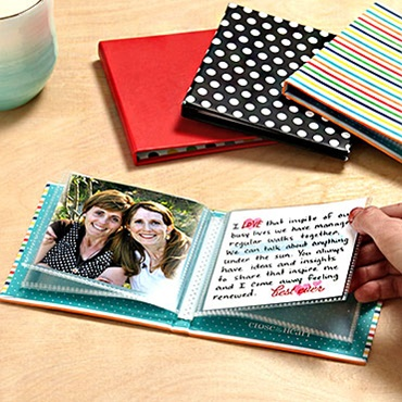 Create a Mini Album & Tell Your Story with Stacy Julian