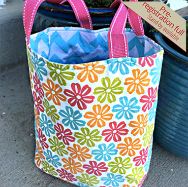 Reversible Tote Bag (PRE-REGISTRATION FULL)