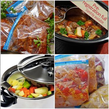 Prep-Ahead Freezer Meals