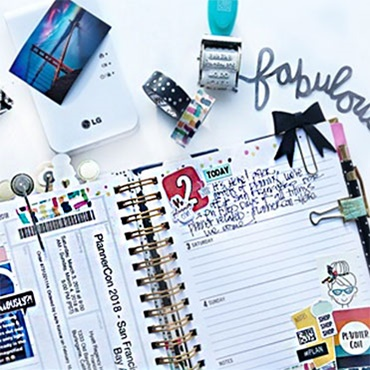 Memory Keeping in Your Planner