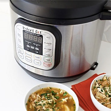 Taking the Fear Out of Instant Pot Cooking