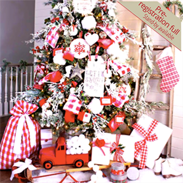 Making Christmas Magical (PRE-REGISTRATION FULL)