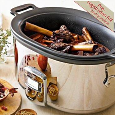 Slow Cooker Secrets (PRE-REGISTRATION)