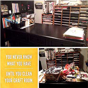 Live a Charmed Life in Organized Space