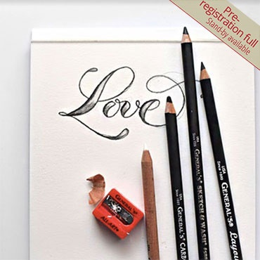 Hand-Lettering and Calligraphy Essentials