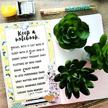 Intro to Traveler's Notebooks