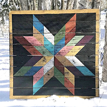 Paint Your Own Barn Quilt